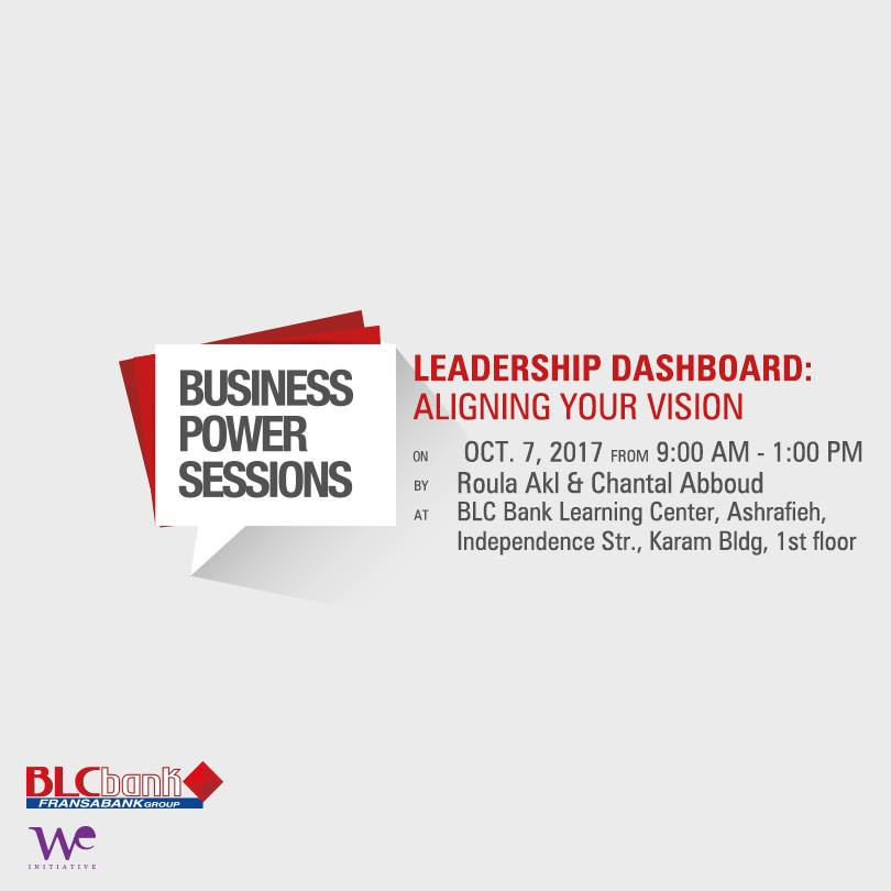 Leadership Dashboard: Aligning your Vision